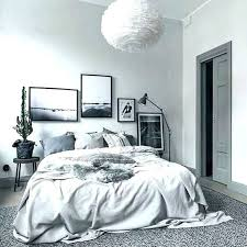 Black White Silver Gold Bedroom Ideas Decorating Stunning Grey And ...