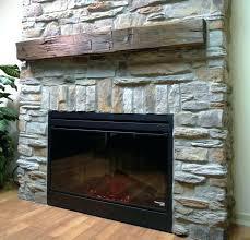 stone brick fireplace veneer over cost schwake company