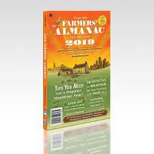 farmers almanac gardening calendar. Delighful Calendar Order The 2019 Almanac On Farmers Almanac Gardening Calendar D