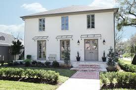 Light Grey Brick House Found On Bing From Www Eakeenan Com Modern Farmhouse