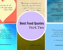 Diet Quotes Interesting Best Food Quotes
