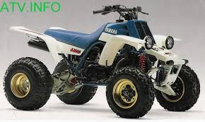 facts and history about atv in however the banshee will be back for the 2007 model year still featuring the same parallel twin 350cc two stroke engine that made the machine