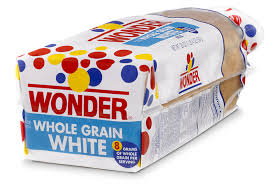 wonder white bread.  Wonder Products And Wonder White Bread W
