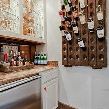Wine Rack Cabinet Above Fridge Riddling Wine Rack Cabinet Above