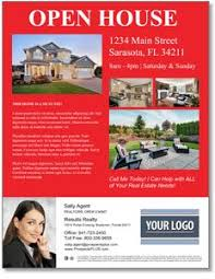 realtor open house flyers free open house flyer templates download customize