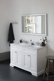 Doppel Waschtisch Kommode Burlington 130 Cm Mit Türen Minerva