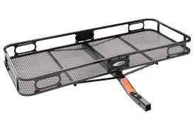 Trailer Hitch Luggage Rack