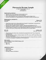 Pharmacist Assistant Resumes Pharmacist Assistant Resume Sample Www Sailafrica Org