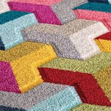 piccadilly 531 x vibrant geometric rug