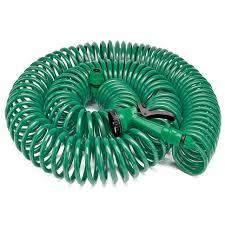 coil garden hose. Coil Garden Hose - 30m Male Adaptor O