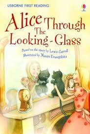 Alice Through the Looking Glass by Lesley Sims, Mauro Evangelista ·  Readings.com.au