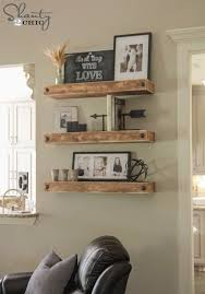 Small Picture Top 25 best Diy wood shelves ideas on Pinterest Reclaimed wood