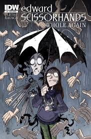 edward scissorhands whole again part two idw publishing edwardscissorhands07 subcvr 50bf1