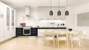 luxury vinyl tile in kitchen