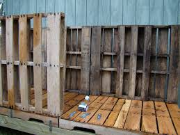 Floors Made From Pallets Cool Coops Pallet Coop Community Chickens