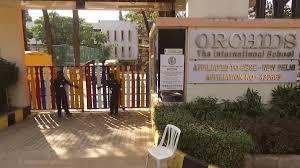 Orchids International School Security