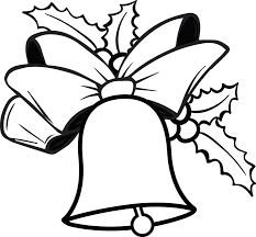Printable Christmas Bells Free Christmas Bell Coloring Sheets Free