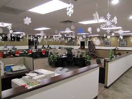christmas decoration office. Beautiful Office Interior Office Christmas Decorations And Decoration T