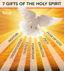 7 gifts from the holy spirit