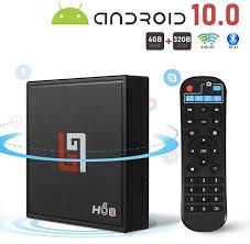 <b>Android 10.0</b> TV Box <b>Smart</b> Media Box 4GB RAM 32GB ROM ...