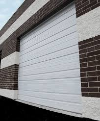 amarr 2402 formerly model 2400 steel ribbed panel sectional commercial door