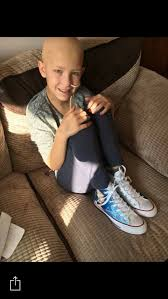 Crowdfunding to Help Ebony Kirk - a 10 year old suffering from a rare form  of cancer. on JustGiving
