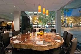 fancisco restaurant dining room design
