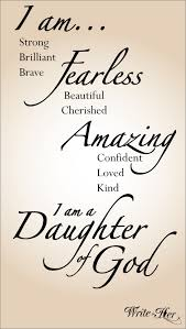 I Am Beautiful Quote Best Of I Am A Daughter Of God Soft Silky Pashmina With Inspirational