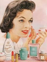 a vine promo ad for avon cosmetics