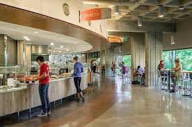 school design digest cafeterias food service american school university
