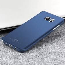 For Samsung Galaxy Note 5 Case Original MSVII Luxury Ultra Slim Hard PC Matte Cover Note5 Phone Cases