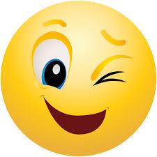 Image result for wink clip art image
