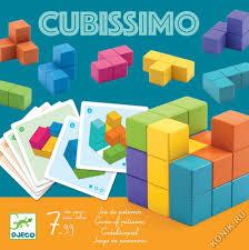 <b>DJECO</b> Настольная <b>игра</b> Кубиссимо артикул 08477/16 купить в ...