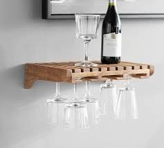 wine glass rack pottery barn32 rack