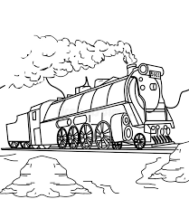 Our train coloring sheets and pictures may be used at home or in the classroom. Train Coloring Page Stock Illustrations 435 Train Coloring Page Stock Illustrations Vectors Clipart Dreamstime