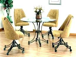 chromcraft chair parts dining chairs casters wonderful wheeled with base chromcraft chair parts