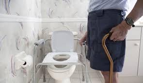 bathroom safety for seniors. Elderly Toilet Use Bathroom Safety For Seniors L