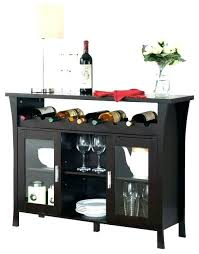 wine rack target buffet black 2 door home kitchen furniture sideboards and buffets with glass doors oak