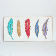 feather wall art colored collection heart metal feather wall art  on feather wall art australia with feather wall art decoration sacred spaces 3 australia ideas of