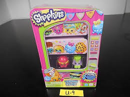 Shopkins Vending Machine Magnificent SHOPKINS VENDING MACHINE Season 48 Plucky Guitar And Linda Layered