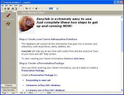 easyjob resume builder easy free resume builder free and easy resume builder