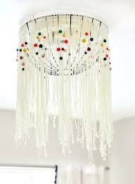 diy pendant light cover retro pendant lamp from wire basket planter 5 1 diy ceiling light