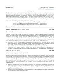 Construction Operation Manager Resume Construction Manager Resume Sample Emelcotest Com