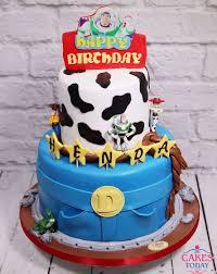 Toy Story Birthday Cake A1126