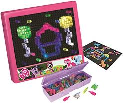 My Little Pony Lite-Brite Magic Screen Toy: Toys ... - Amazon.com