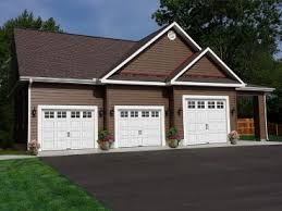 3 car garage plan with carport 009g 0005