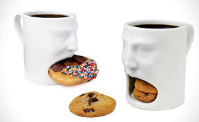 unique shaped coffee mugs. Perfect Coffee This Is One Of Those Cool Coffee Mugs That Looks Absolutely Amazing Despite  Not Having Flashy Colors Or Funny Quotes On It Faceshaped Mug Will  In Unique Shaped Coffee Mugs N