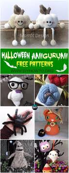 Crochet Halloween Patterns Awesome Decoration