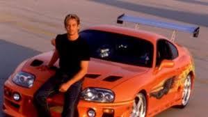 Se subastó el Toyota Supra de Paul Walker - Univision