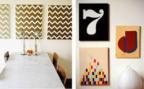 easy inexpensive diy wall art ideas